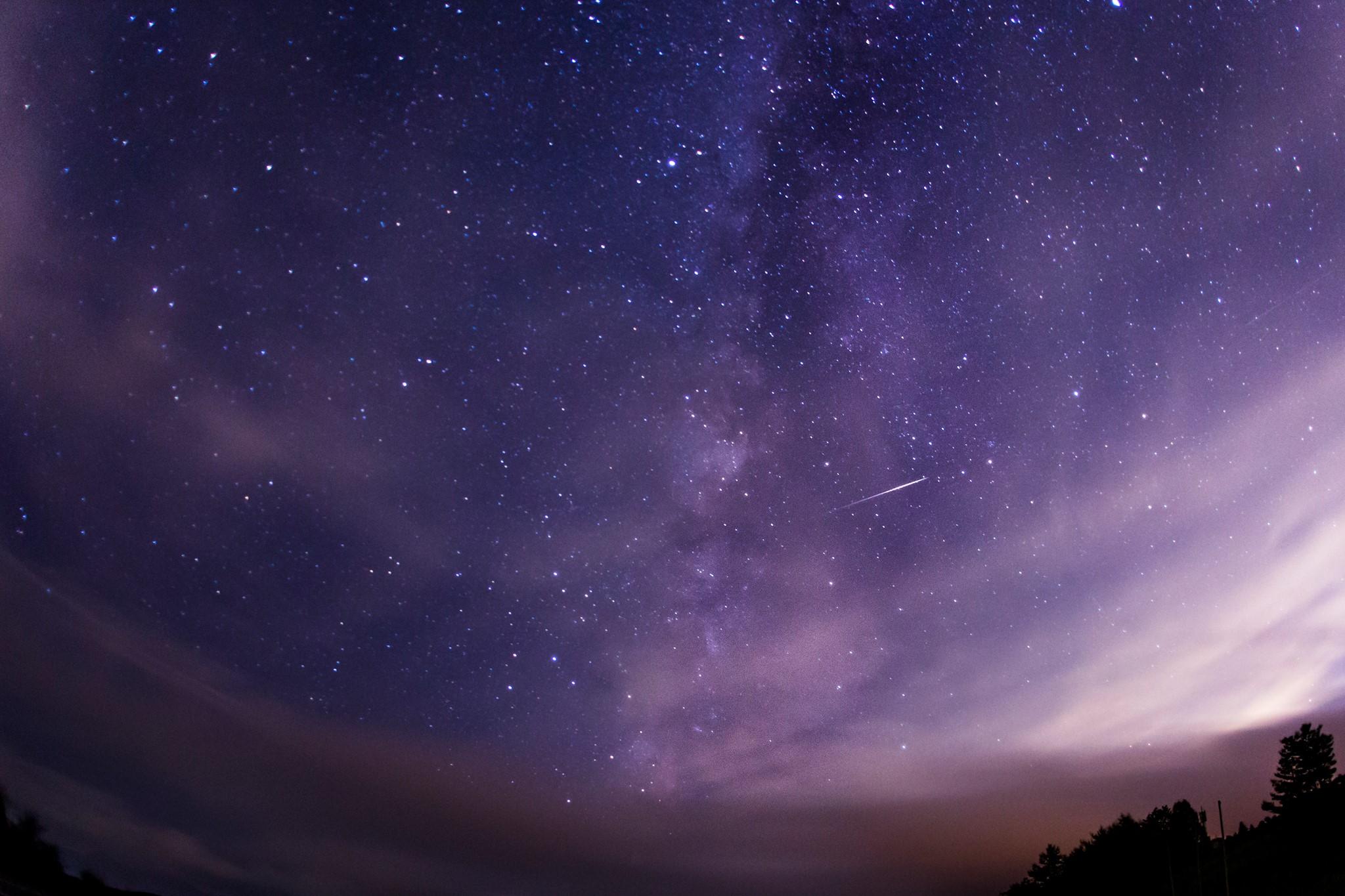Chuva de meteoros Perseidas Ney Mitsuki Suguimoto azblog azblogjapao
