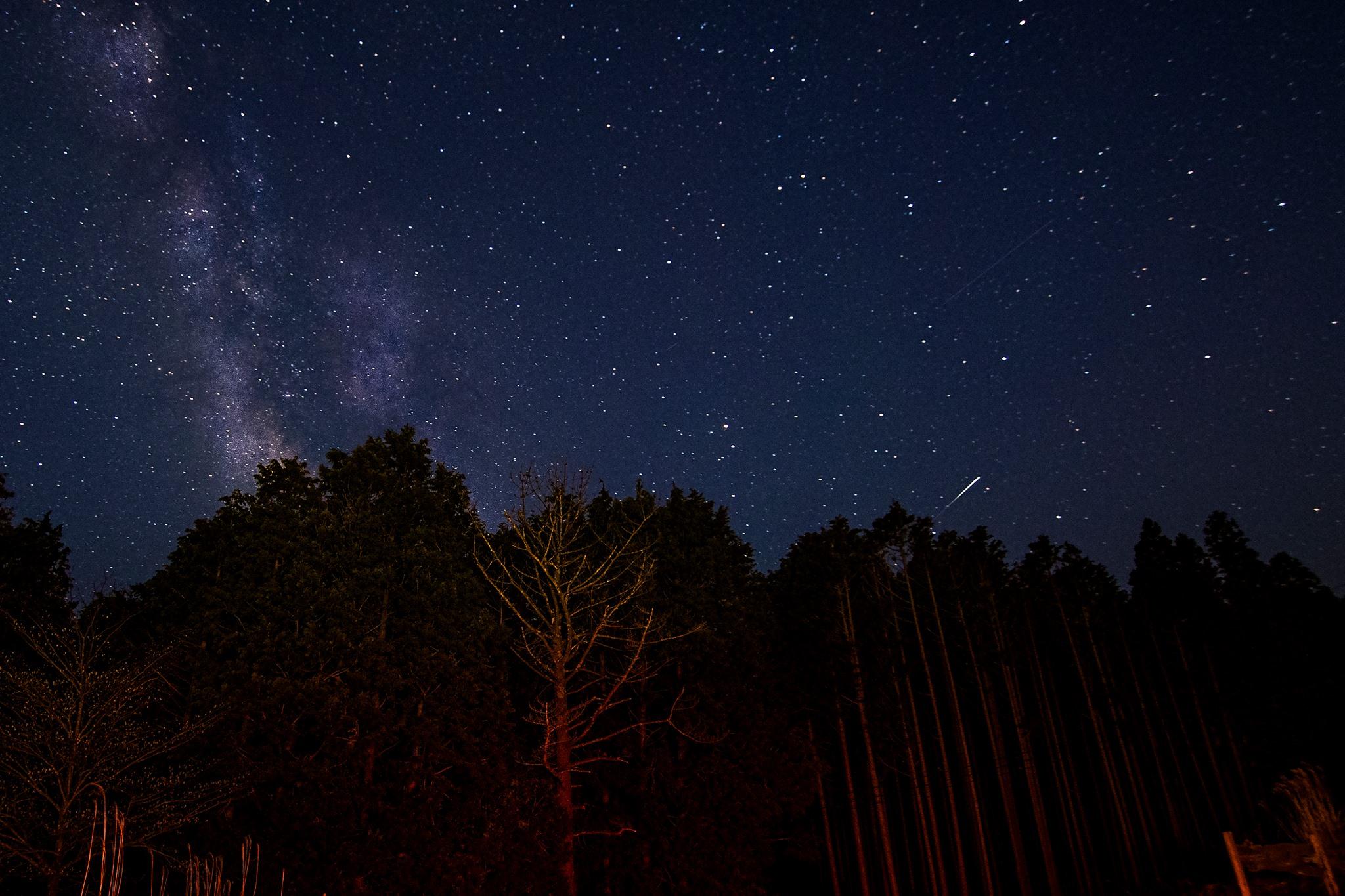 Albert Sassa -Chuva de meteoros Perseidas Ney Mitsuki Suguimoto azblog azblogjapao
