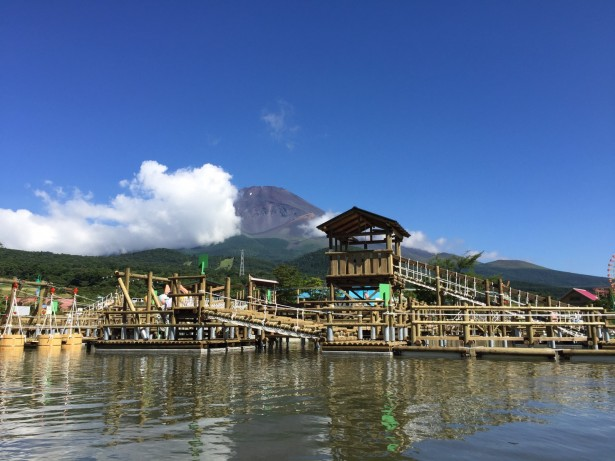 Fuji Gurinpa Grinpa Parque de Diversões