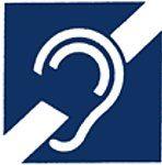 logo deficientes auditivo - portador de deficiencia autiditiva2 acessibilidade