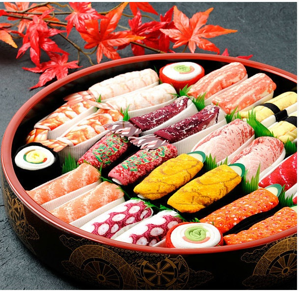 sushi sock Tokyo Otaku Mode12