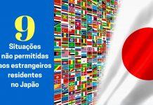 O que não é permitdo ao estrangeiro residente no Japão