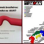provincias do japao, brasileiros no japao